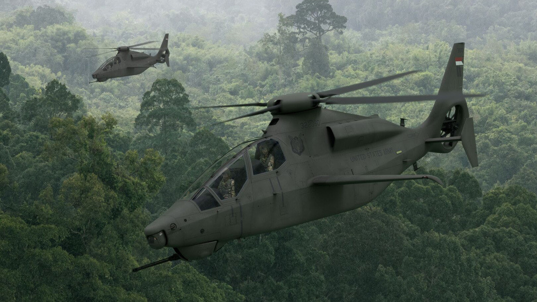 Comienzan a ensamblar en EE.UU. el prototipo de un innovador helicóptero de ataque