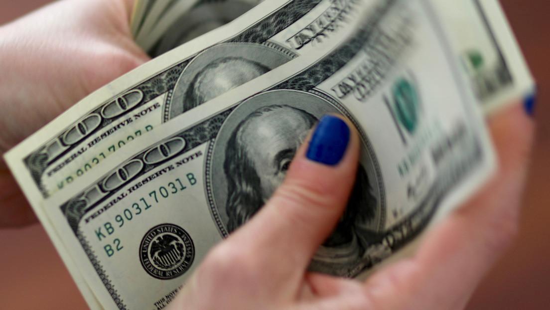 """EE.UU. está """"matando"""" al dólar con una """"burbuja adicta a heroína monetaria"""""""