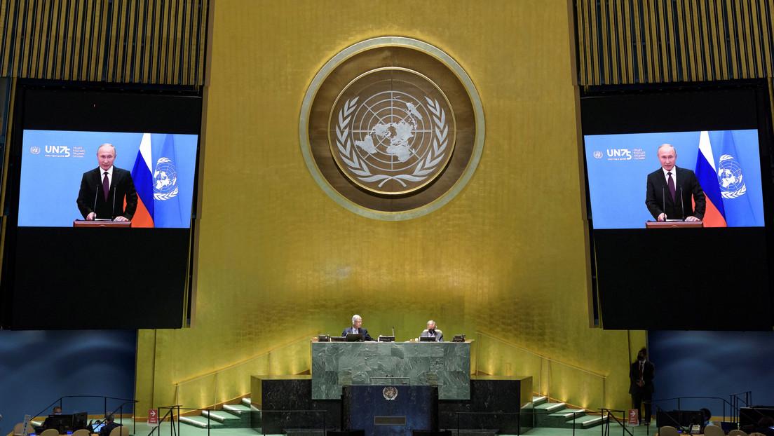 Rusia, entre los países elegidos para el Consejo de Derechos Humanos de la ONU