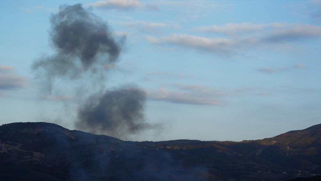 Moscú sugiere el despliegue de fuerzas de paz rusas en Nagorno Karabaj mientras aumentan las tensiones