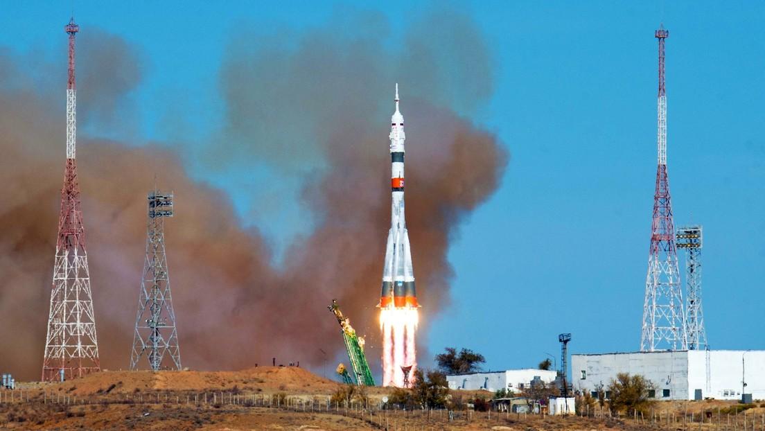 3 horas y 3 minutos: la nave rusa Soyuz MS-17 llega en tiempo récord a la Estación Espacial Internacional