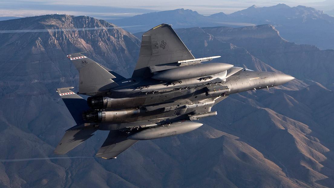 VIDEO: La Fuerza Aérea de EE.UU. engrosa su arsenal con una bomba capaz de impactar objetivos en movimiento