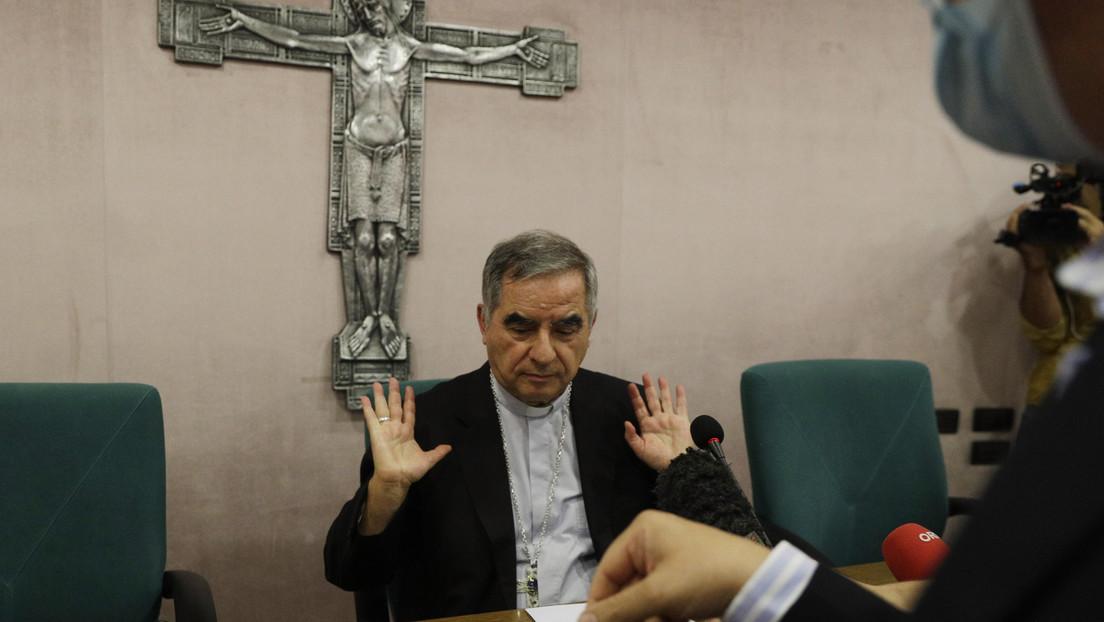 La Policía italiana arresta a Cecilia Marogna, acusada de haber desfalcado 500.000 euros del Vaticano