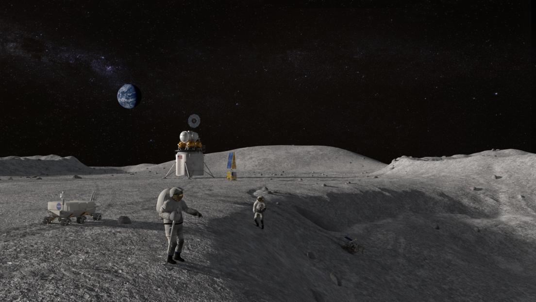 Ocho países liderados por EE.UU. firman un acuerdo para la extracción de recursos de la Luna (sin Rusia y China)