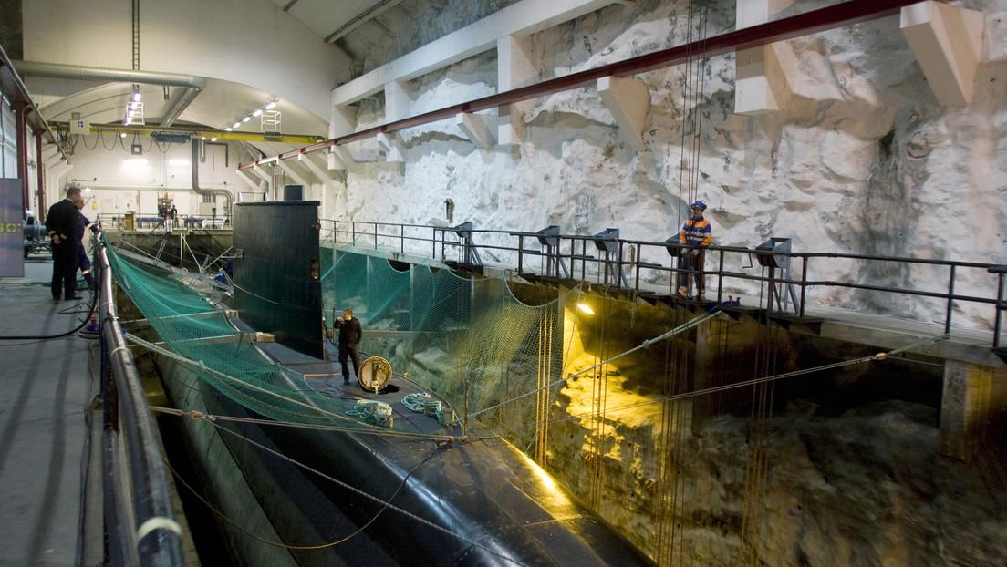 FOTOS: Así es la base naval ártica de la Guerra Fría que pronto podría albergar submarinos nucleares de EE.UU.