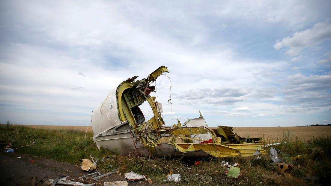 """Rusia sale de las consultas con Países Bajos y Australia sobre la tragedia del MH17 por ser un """"sin sentido"""" y parciales"""
