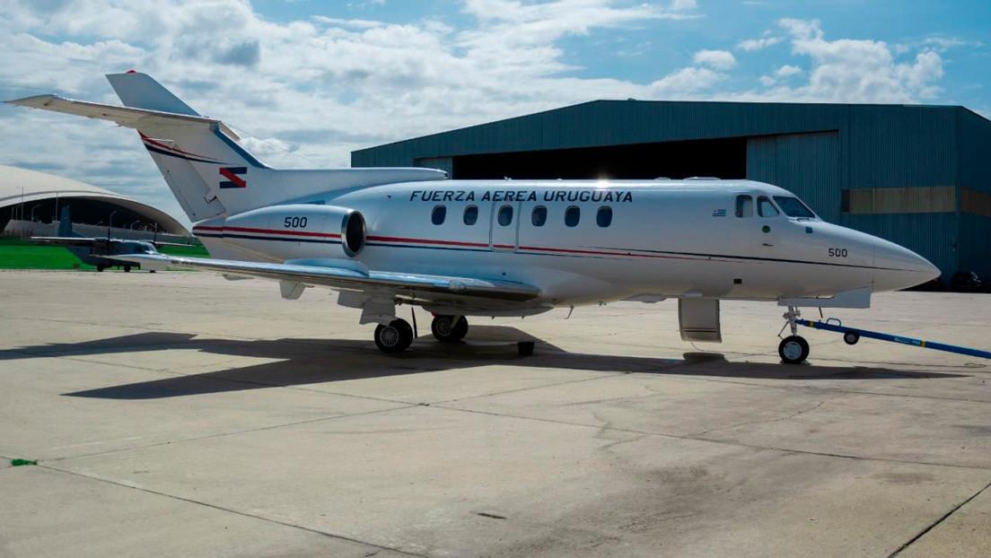 Un argentino compra un avión presidencial de Uruguay en una subasta (y paga mucho menos de su precio original)