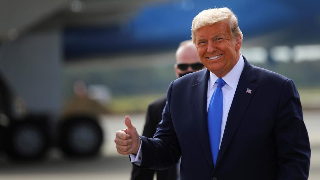 Trump elogia la inteligencia de Xi, Putin y Kim, contrastándola con la de Biden