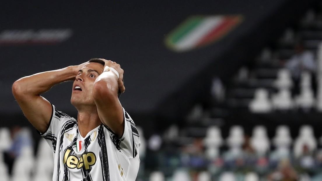 El ministro de Deporte de Italia cree que Cristiano Ronaldo ha violado el protocolo por coronavirus