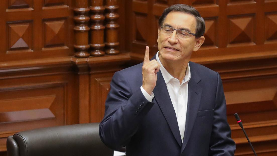 Vizcarra critica que una comisión del Congreso diera luz verde al retiro anticipado de pensiones, mientras el país estaba atento al juego Perú-Brasil