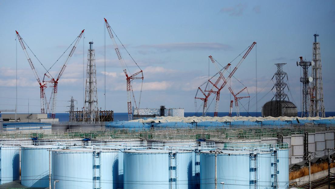 Japón liberará más de un millón de toneladas de agua contaminada de Fukushima en el Pacífico