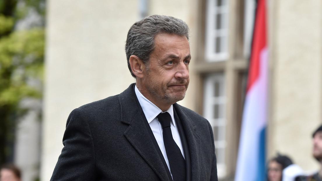 Imputan al expresidente francés Nicolas Sarkozy por recibir fondos de Libia para su campaña