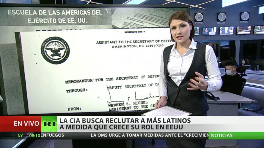 La CIA busca reclutar a más latinos a medida que crece su rol en EE.UU.
