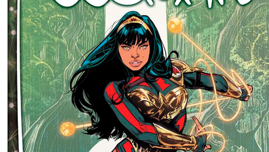 La nueva superheroína 'Mujer Maravilla' se llama Yara Flor y es una indígena brasileña