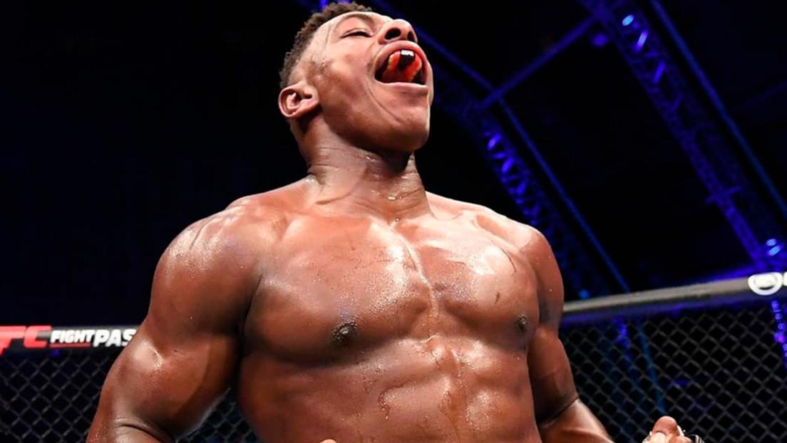 """El autor del nocaut """"más increíble de la historia de la UFC"""" no abandona su trabajo en una farmacia"""