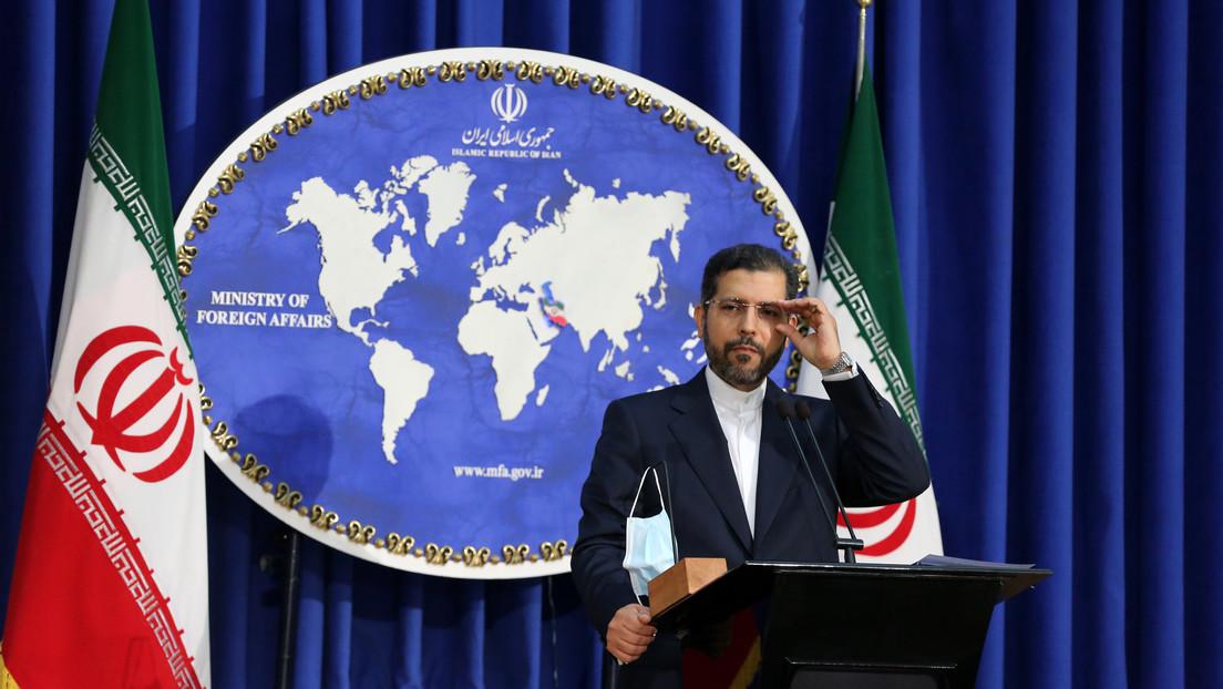 Irán advierte a las partes en conflicto en Nagorno Karabaj que no tolerará la caída de cohetes en sus fronteras