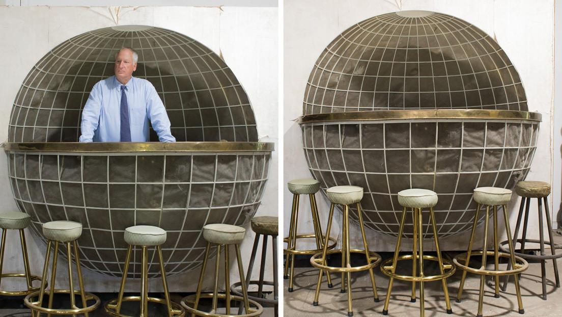 Se subasta el bar 'globo' del yate de Hitler con precio de arranque de 75.000 dólares