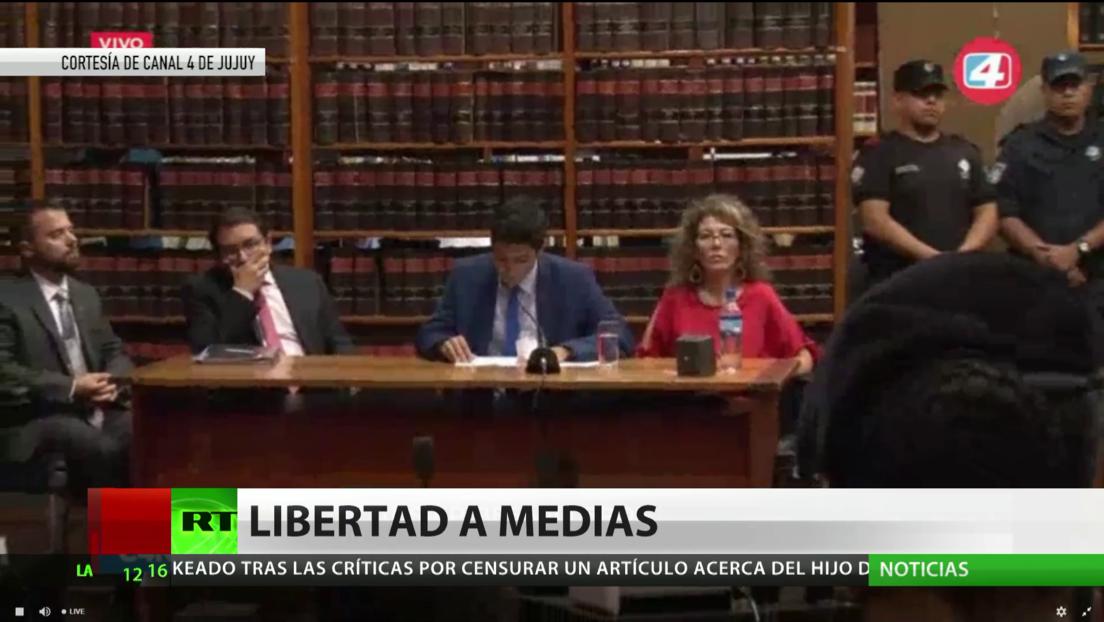 Argentina: Liberan a la lideresa indígena Milagro Sala, pero seguirá bajo custodia