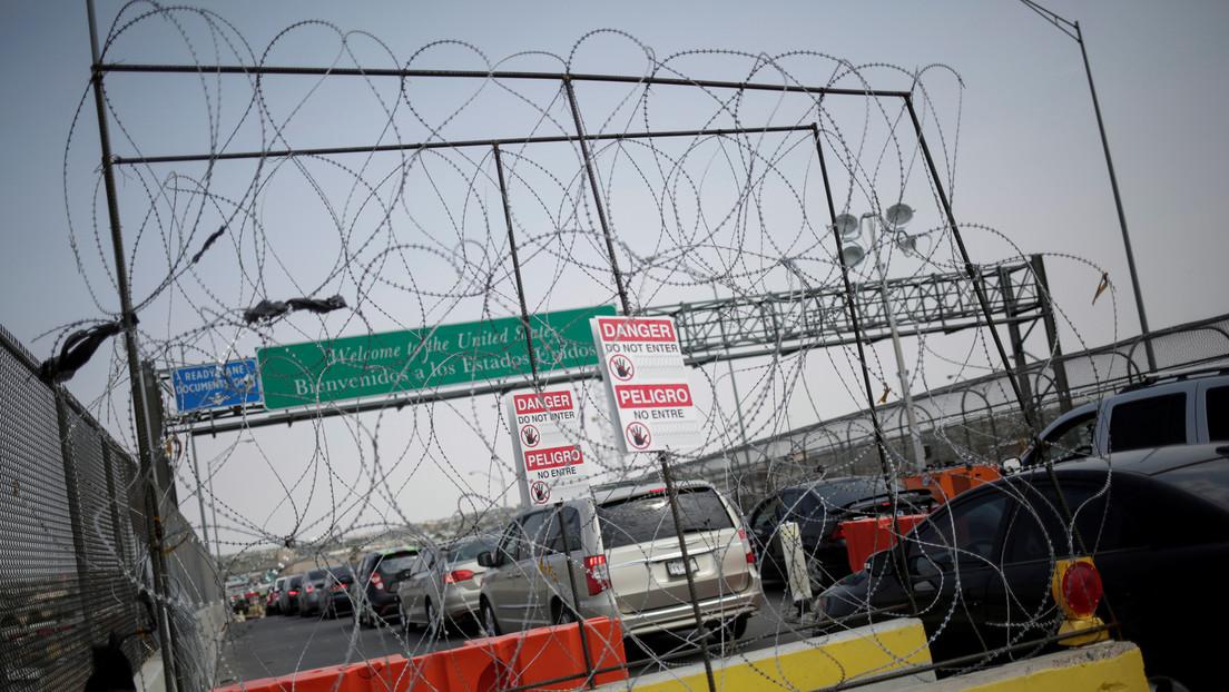México propone a EE.UU. extender hasta el 21 de noviembre el cierre de la frontera para actividades no esenciales
