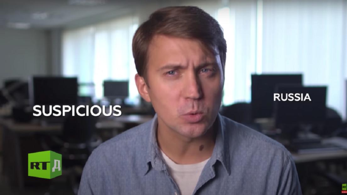 Rusia denuncia acoso tras el interrogatorio de un periodista de RT en EE.UU. y exige explicaciones