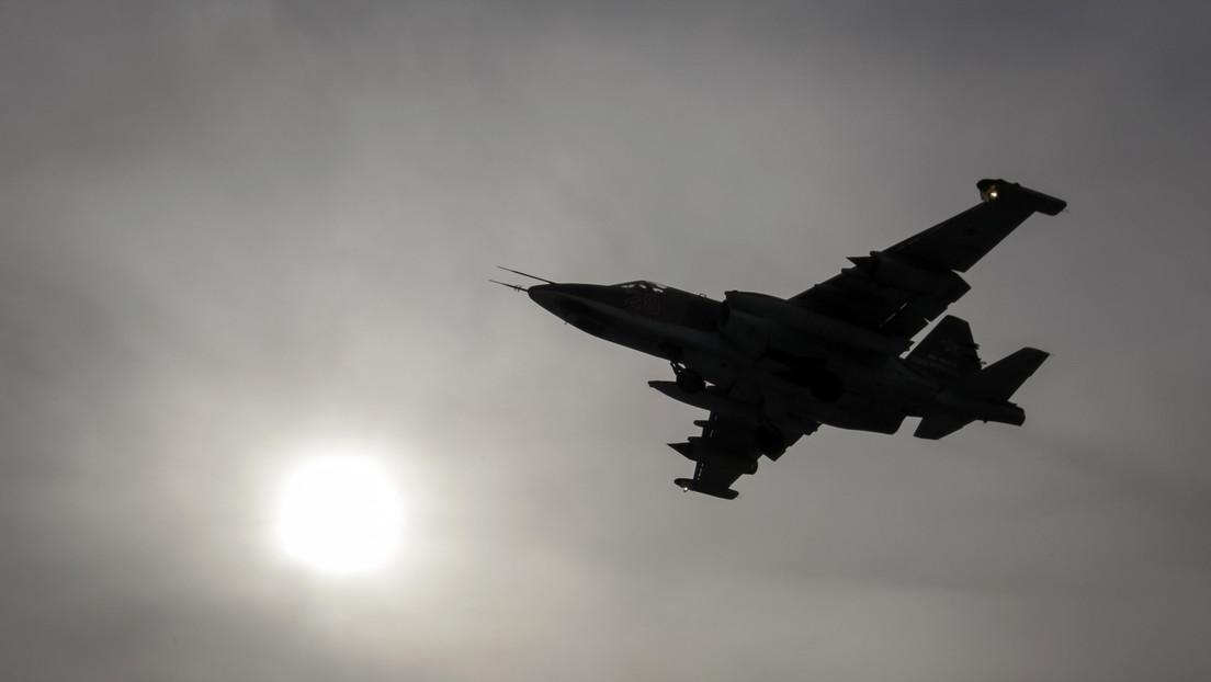 Azerbaiyán anuncia el derribo de un Su-25 de Armenia, pero Ereván lo niega