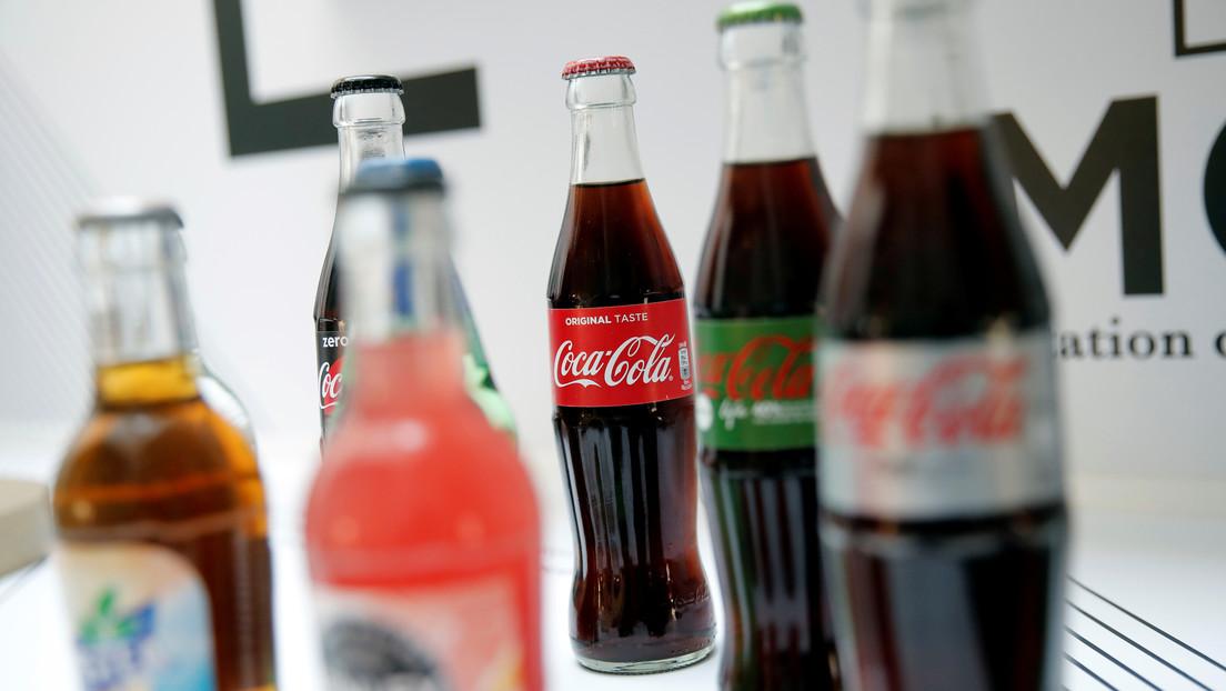 Coca-Cola anuncia que dejará de producir algunas de sus bebidas debido a la pandemia