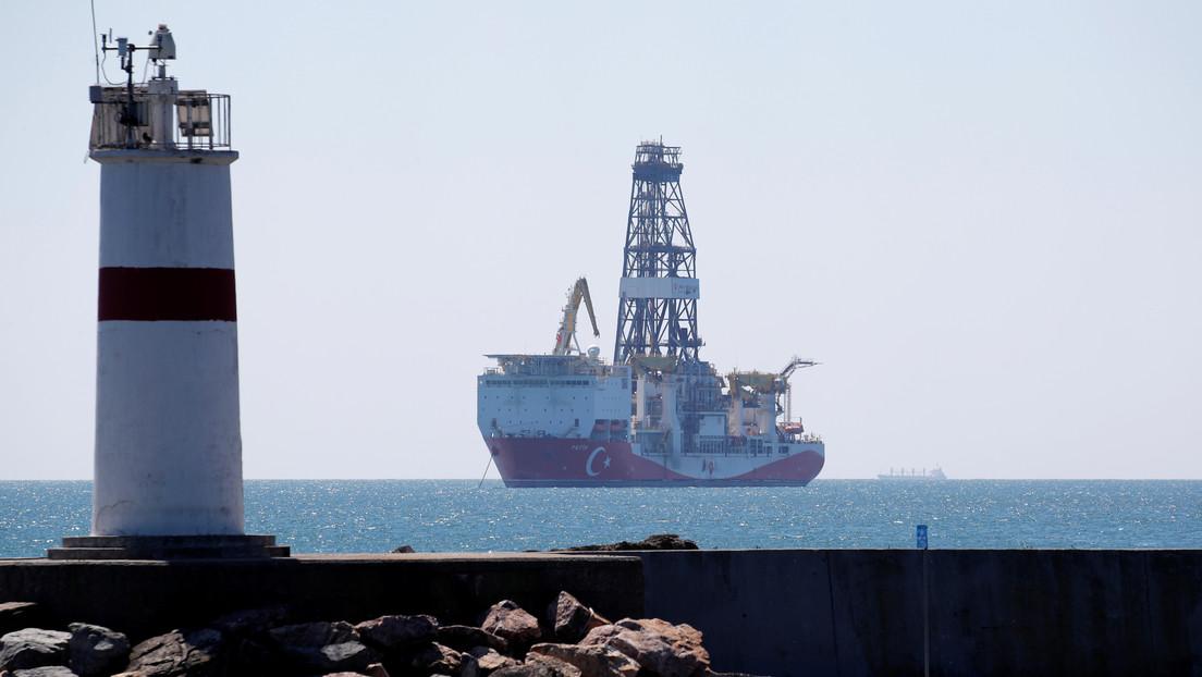 Turquía descubre 85.000 millones de metros cúbicos adicionales de gas en una nueva reserva en el mar Negro
