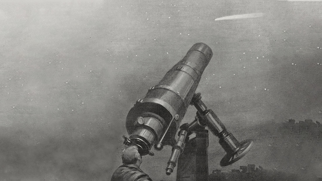 La Tierra atraviesa la corriente de escombros que dejó el cometa Halley en 1986 (y trae un espectáculo cósmico)