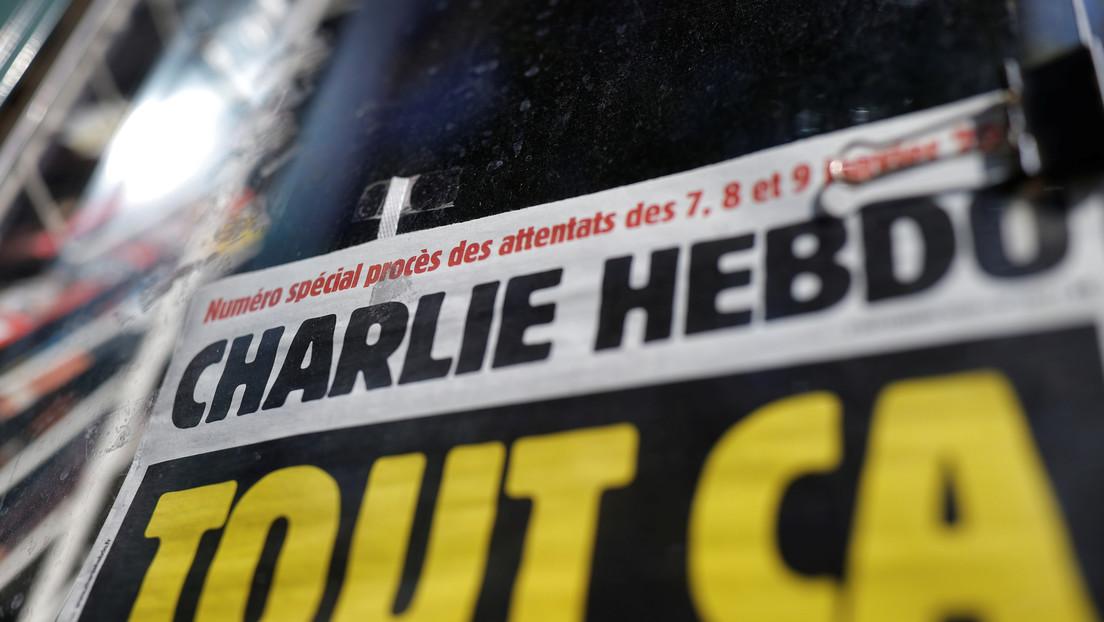 'Charlie Hebdo' convoca una manifestación en París por la decapitación de un profesor