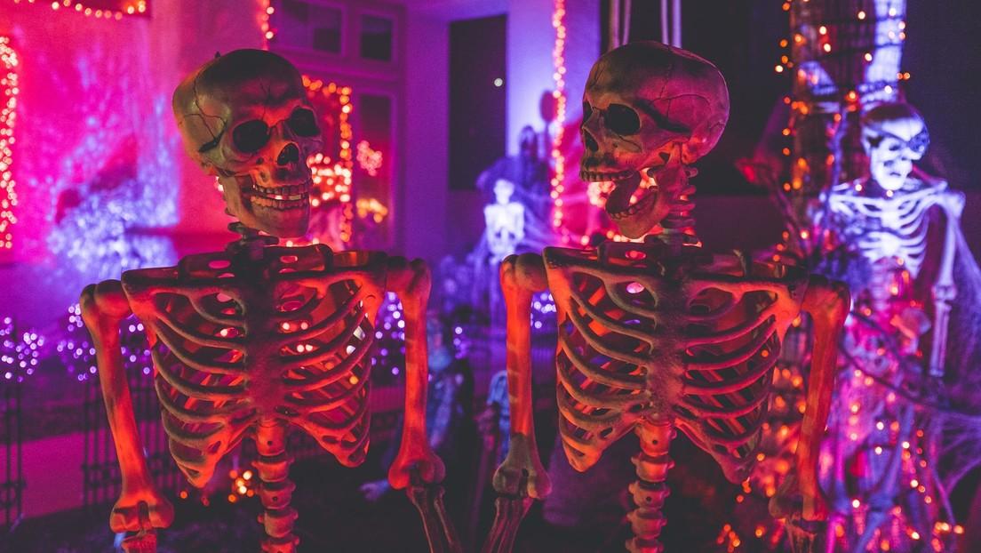 """Un gobernador italiano prohíbe """"la inmensa estupidez estadounidense"""" de Halloween debido al covid-19"""