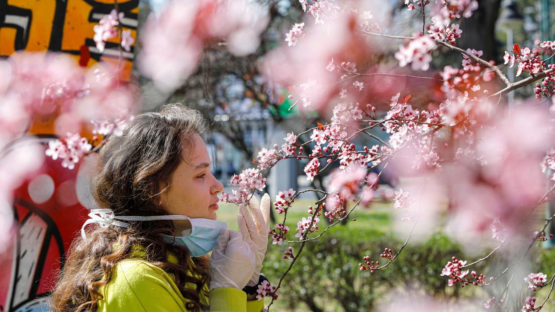 Una estudiante asegura no tener gusto ni olfato desde que contrajo el covid-19 hace 7 meses
