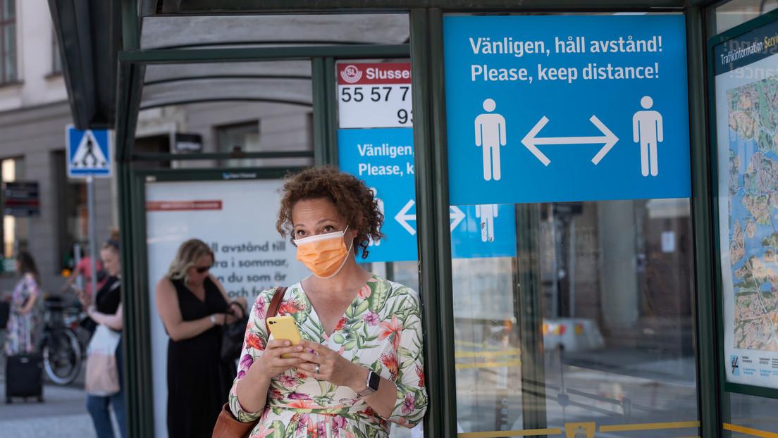 ¿Cambio de estrategia? Suecia implementará bloqueos locales a medida que aumenten los casos de coronavirus