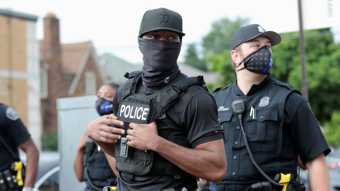 Publican videos de entrenamientos armados de las personas que planeaban secuestrar a la gobernadora de Míchigan
