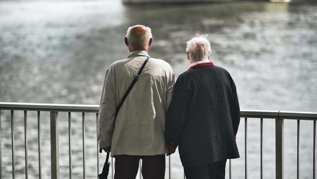 VIDEO: Una pareja casada hace 60 años se reúne tras 215 días debido a las restricciones por la pandemia