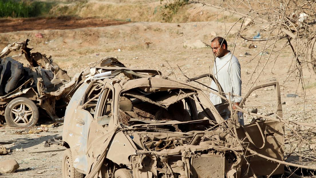 Talibanes acusan a Washington de violar el acuerdo de paz después de que el Ejército de EE.UU. realizara ataques aéreos contra militantes
