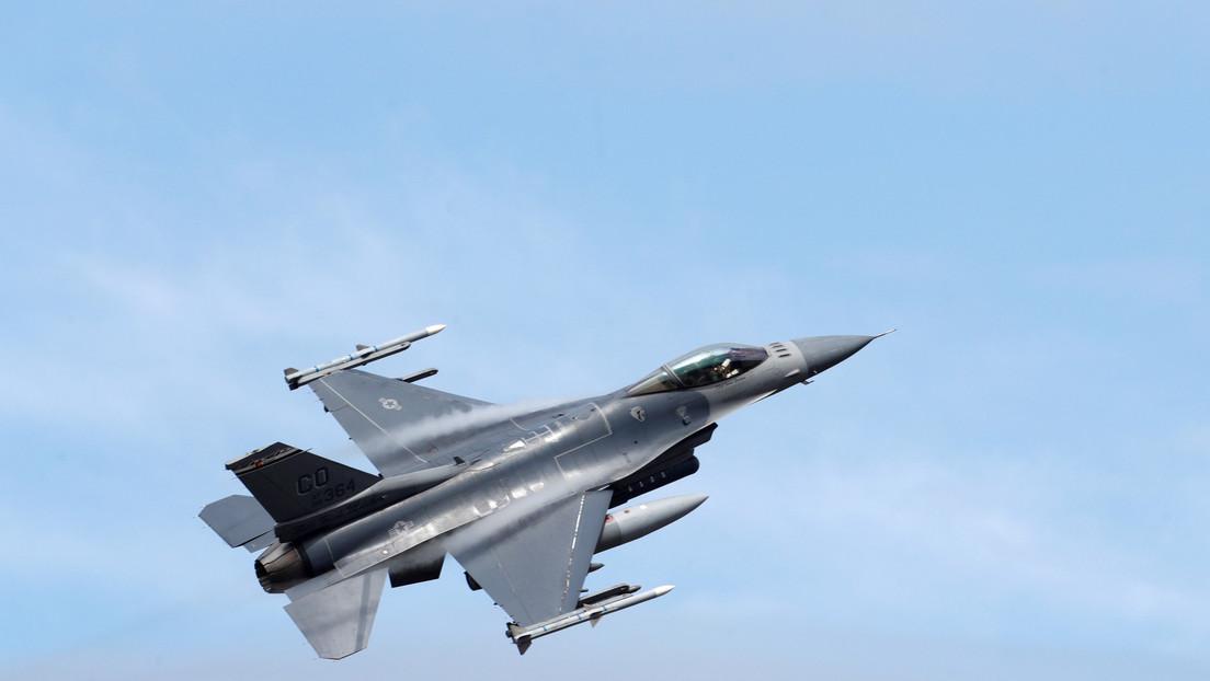 Muere por un disparo en la cabeza de un caza F-16 y su familia recibe una indemnización millonaria de la Fuerza Aérea de EE.UU.