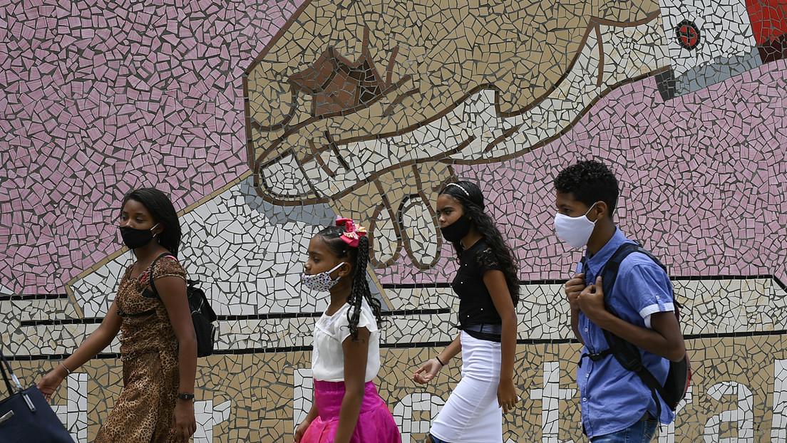 Maduro anuncia la llegada a Venezuela de miles de dosis del antiviral ruso Avifavir para tratar el covid-19