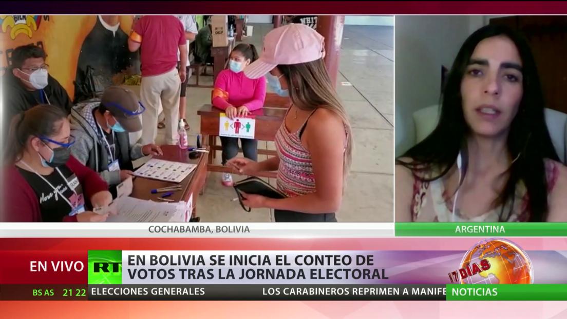 Exministra de Salud: Se requiere un Gobierno legítimo para superar la crisis en Bolivia