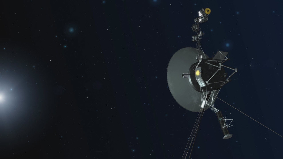 La Voyager 2 confirma que el espacio se hace más denso al salir del sistema solar