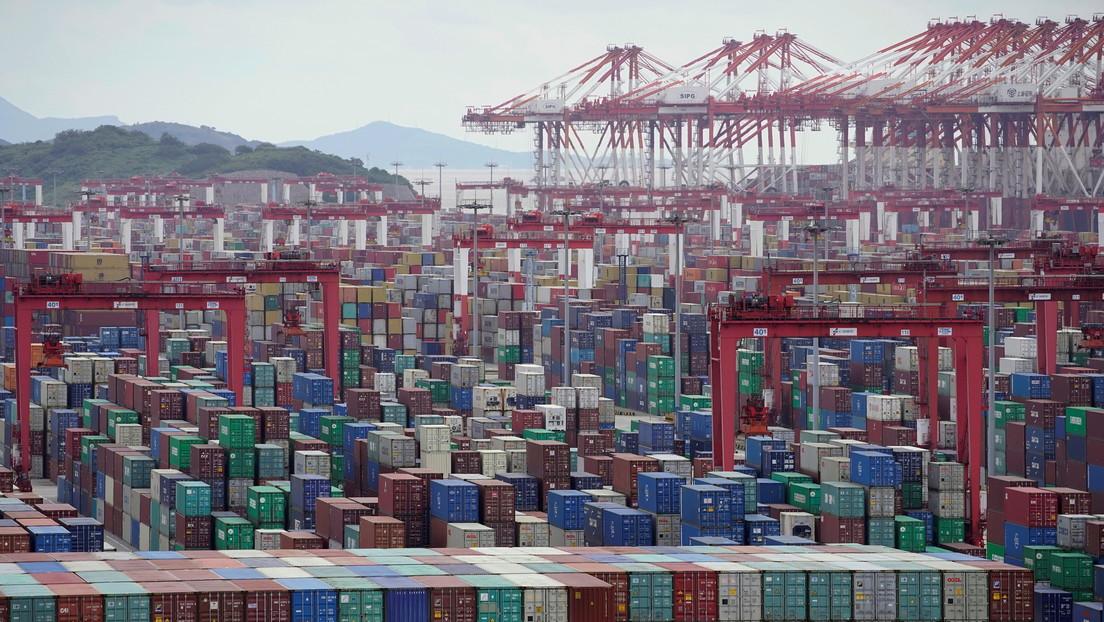 El PIB de China crece el 4,9% interanual en el tercer trimestre, mientras el país se recupera de los efectos de la pandemia