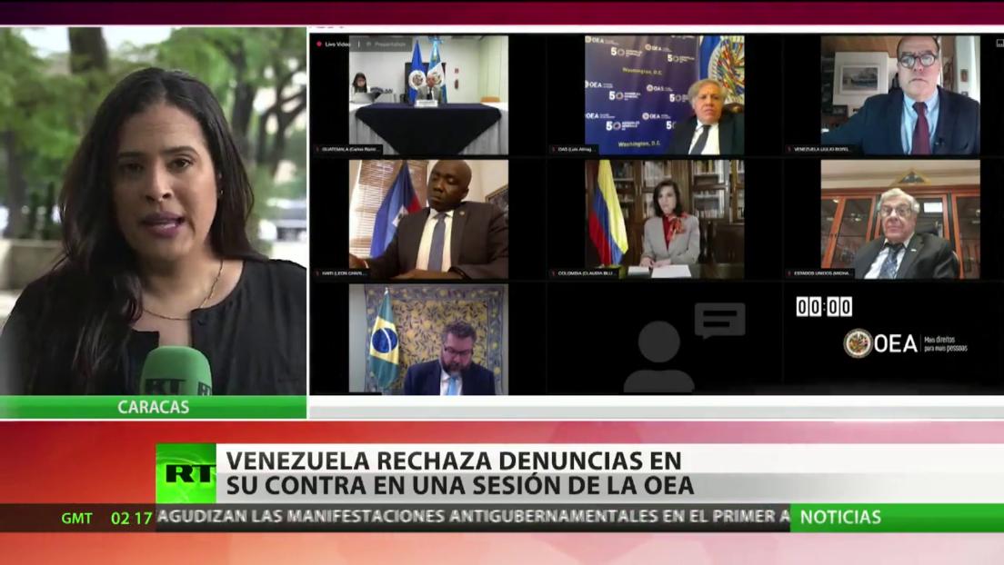 EE.UU. y Colombia se muestran contrarios a las próximas elecciones legislativas en Venezuela