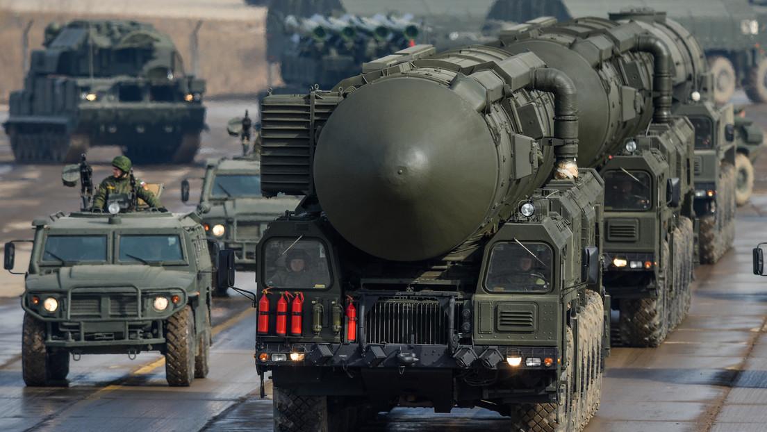 Rusia está dispuesta a congelar, junto con EE.UU., el número de ojivas nucleares si el Tratado START se prorrogue por un año