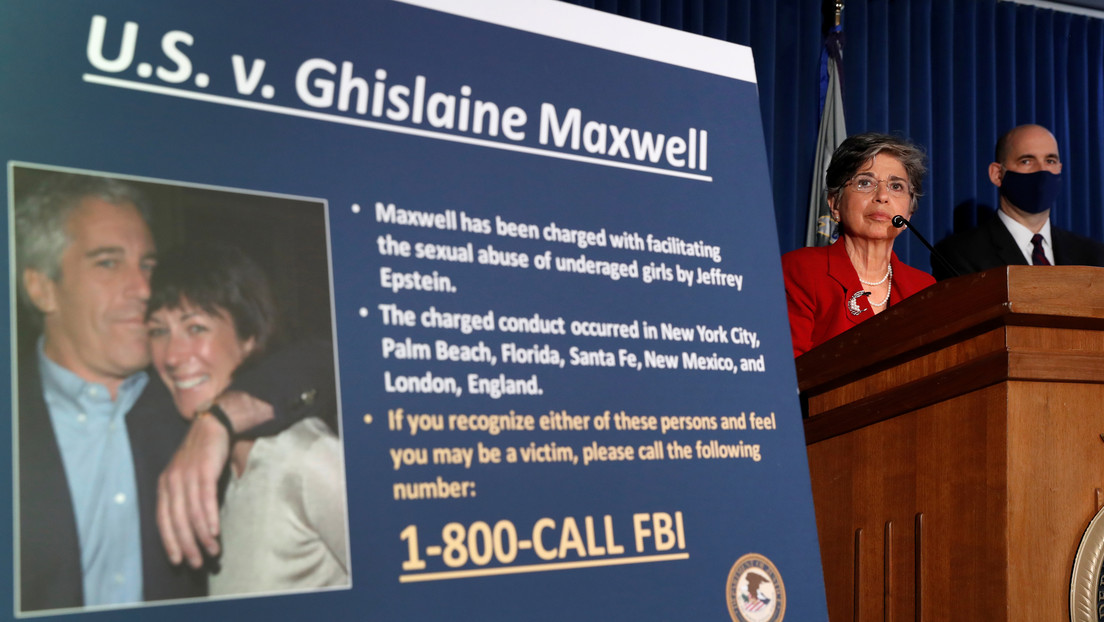 Una corte de EE.UU. autoriza la publicación de 418 páginas de testimonio de la expareja de Jeffrey Epstein