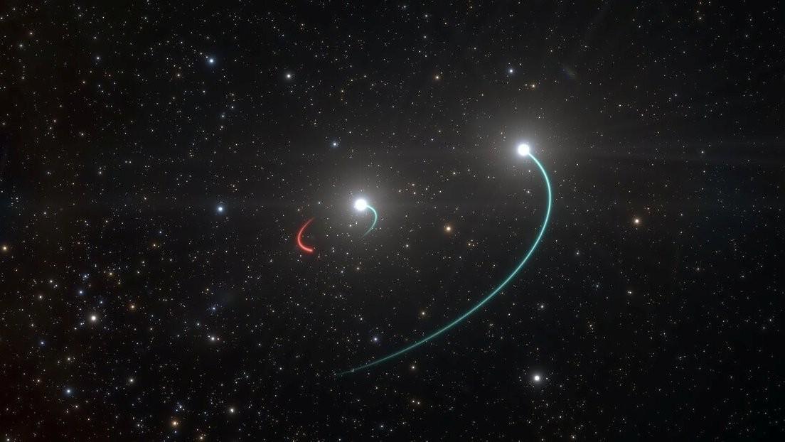 Dos estudios destronan al que se consideraba el agujero negro más cercano a la Tierra