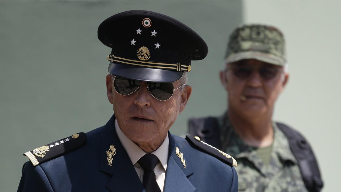 Juez niega libertad bajo fianza al exsecretario de la Defensa de México, Salvador Cienfuegos