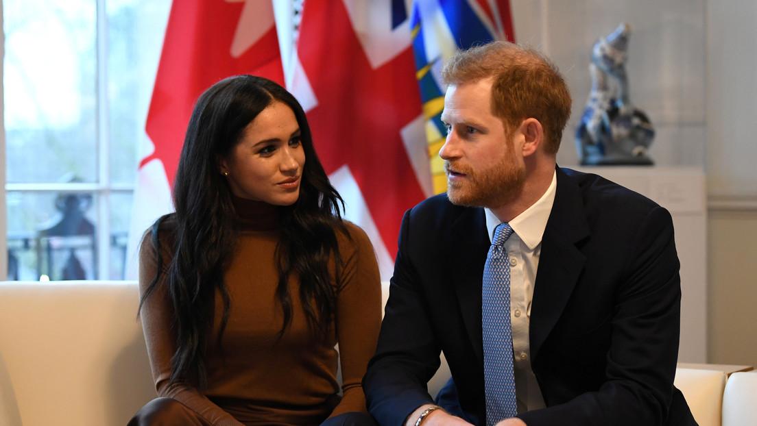 """El príncipe Enrique y Meghan Markle denuncian una """"crisis global de odio"""" en los medios sociales"""
