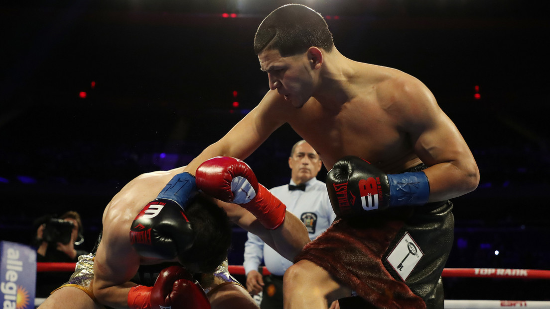 """""""¡Soy un maldito monstruo!"""": Edgar Berlanga gana su 15° combate por KO en el primer asalto e impresiona a Mike Tyson"""