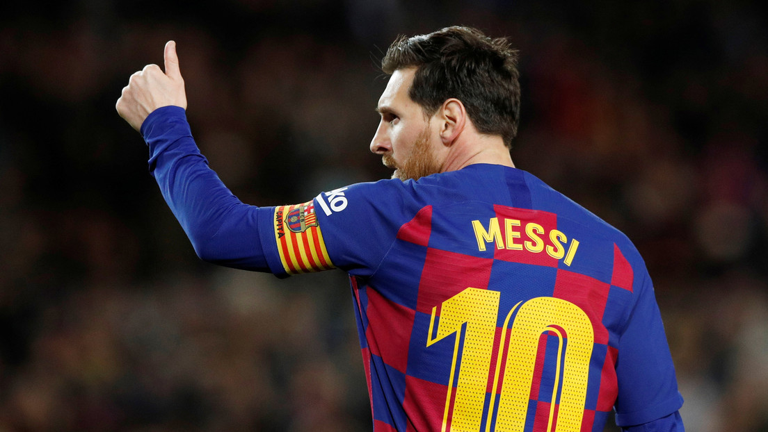 Messi establece nuevos récords en la Liga de Campeones tras anotar contra el Ferencváros