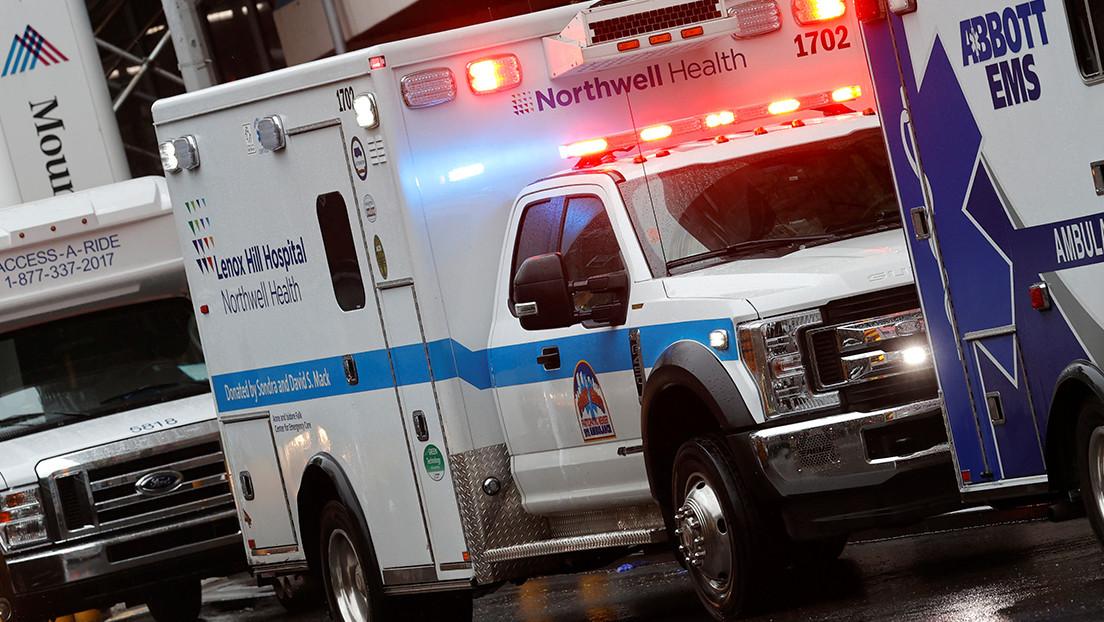 Los pacientes con covid-19 corren cinco veces más riesgo de morir en el hospital que los pacientes con gripe