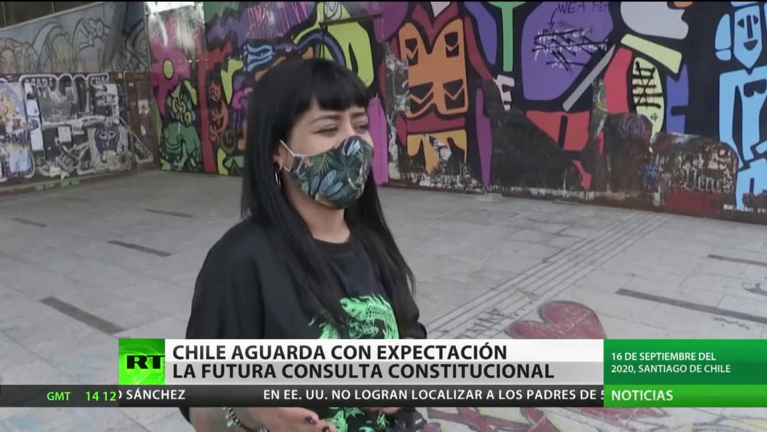 Chile aguarda con expectación el futuro plebiscito constitucional